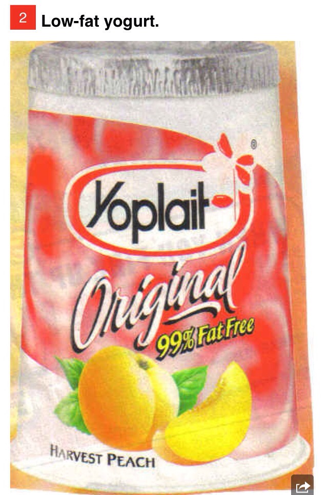 These tasty little things are packed with artificial sweeteners to make up for all the calories they had to take out.