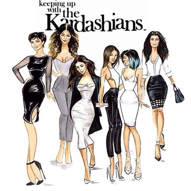 KUWTK is a very dumb show but its also great.
