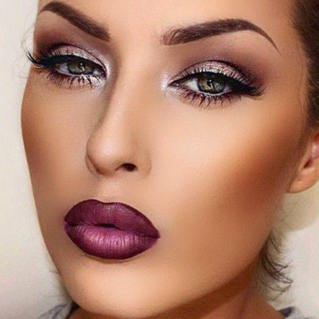 18 Full Face Makeup Ideas!!! By Georgette 💕