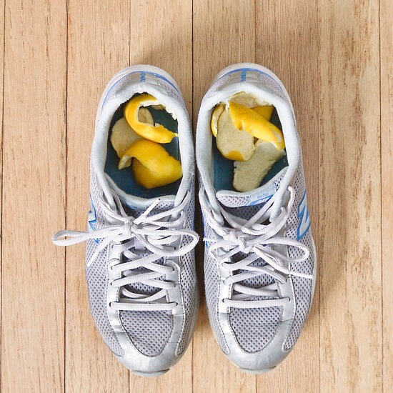 If you've got a favorite pair of shoes that just aren't as fresh as they should be, fix things with the help of orange peels. You'll love how your sneaks smell so fresh from using something you were going to trash. Here's what to do: