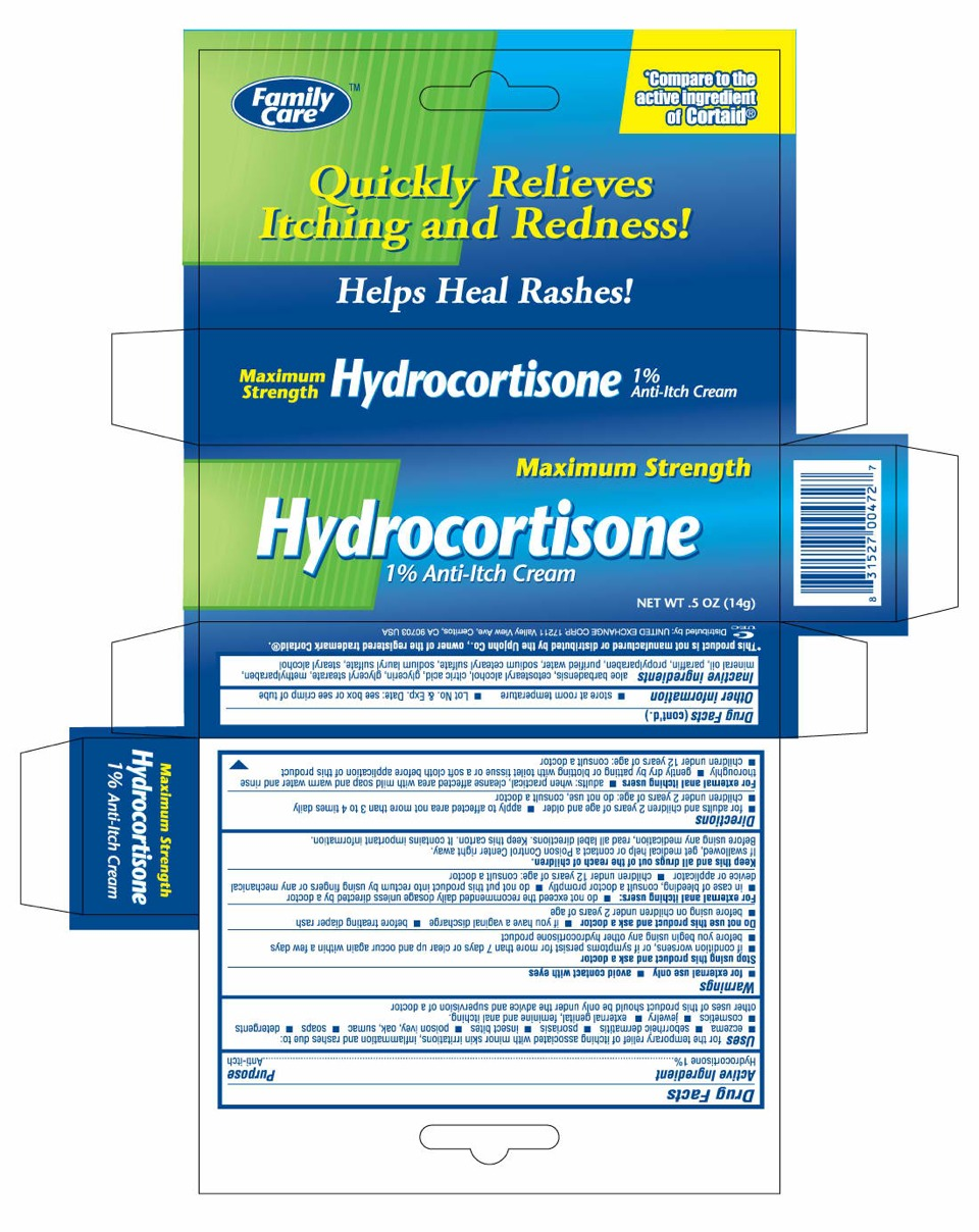 If it's sever, buy some hydrocortisone cream and that will also relieve the pain. If you have none of these items, a wet tissue works as well. :)