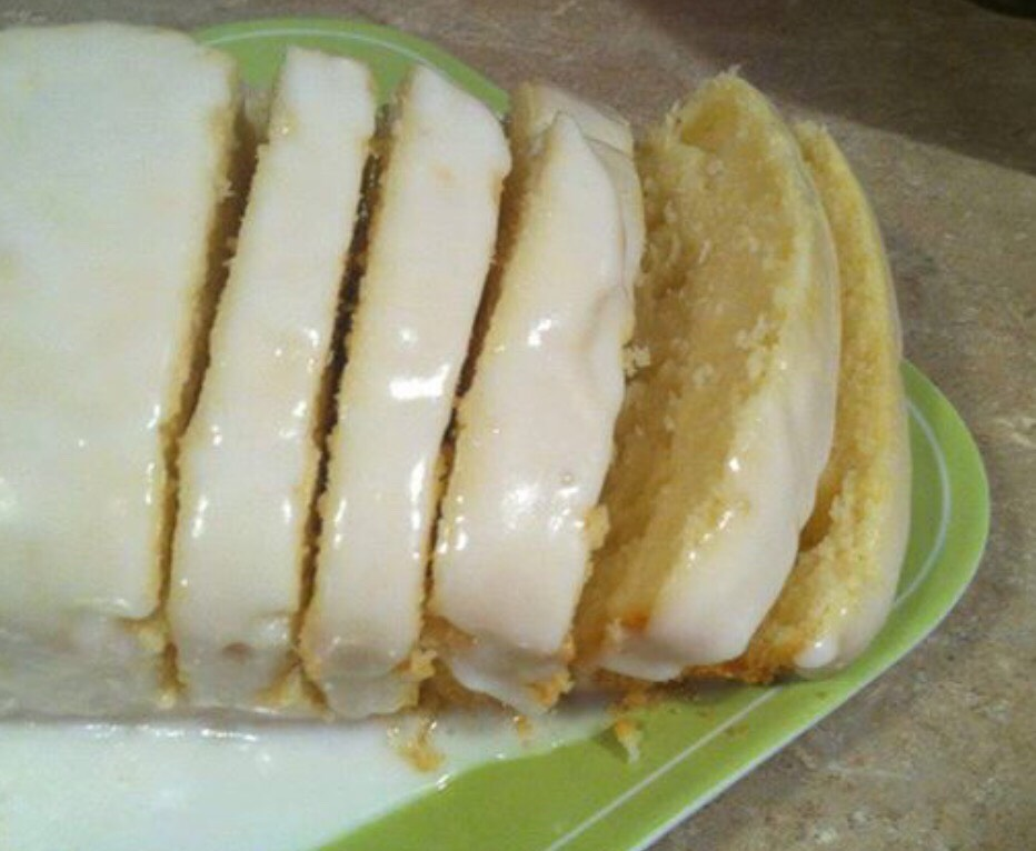 Looks familiar? Yes! It's your favorite Lemon Loaf! 😋