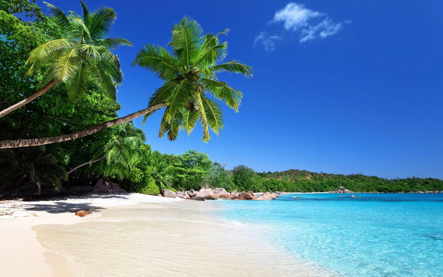 10. Anse lazio, praslin, Seychelles