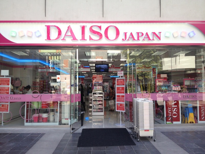 The 3rd major life source is daiso. If you have not been there you better!!!!😜
