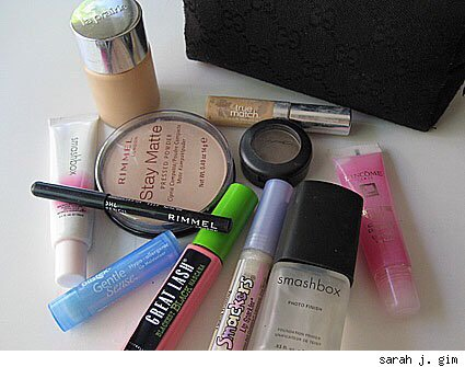 Every girls needs her make-up