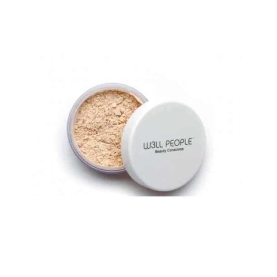 W3ll People Altruist Satin Mineral Foundation This mineral foundation requires only one swipe of the brush, giving you even and super natural looking coverage. $30 at Birchbox.