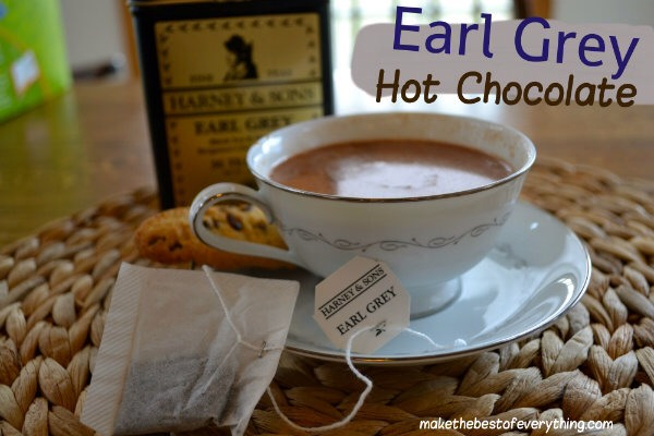 I love tea and I love hot chocolate but this combination is absolutely perfect!!