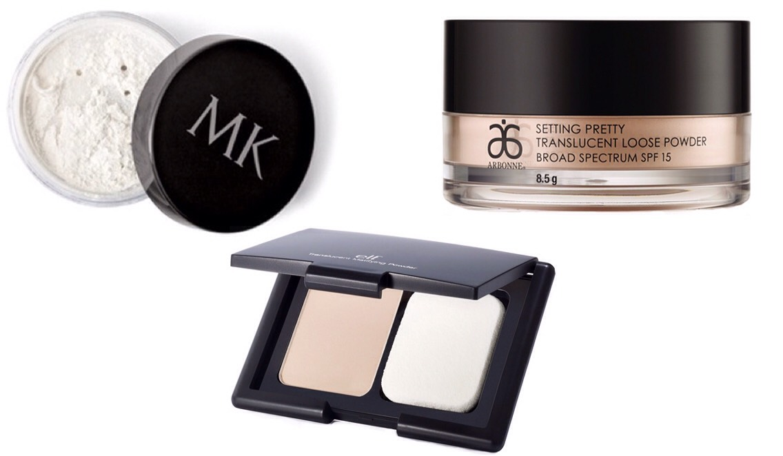 """TRANSLUCENT POWDER 