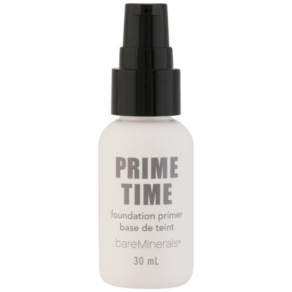 Next, you'll need to use primer. This will give a velvet touch and seep into your pours and clean, it will allow foundation to be applied easier. However, you don't HAVE to use primer.