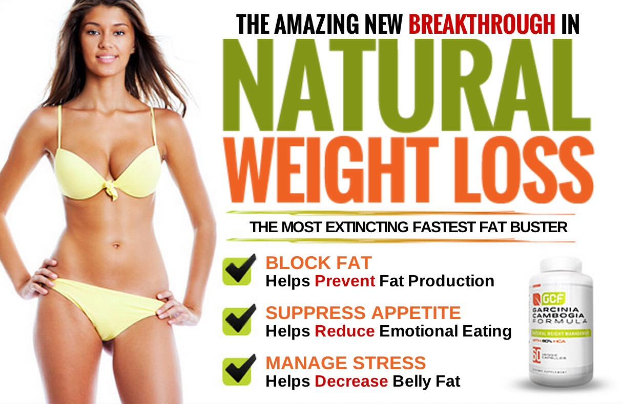 Hidden Secret To All Natural Weight Loss Fast Garcinia