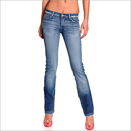 make sure you untuck your top when wearing low waist jeans