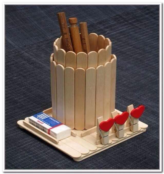 Diy Crafts And Art For Kids Using Ice Cream Sticks By Vinita