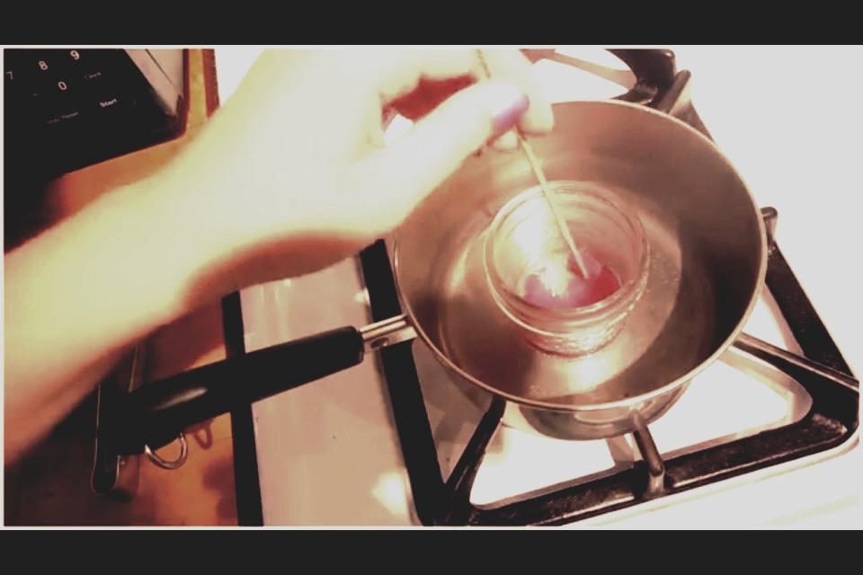 Stir till melted.