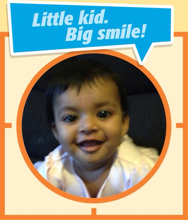 My daughters name is Samaira please vote for her in cute baby contest on Gerber. You have to like Gerber page to vote . On mobile the page opens up on safari . Code 179718