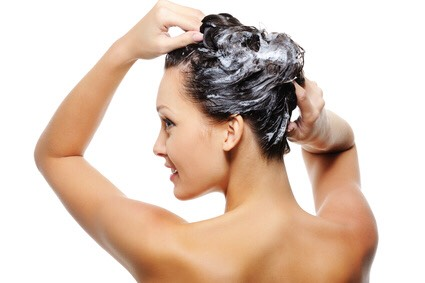 Wash your hair less- when you wash your hair everyday it starts to get frizzy and dry. Start washing your hair 3 or 4 times a week to make it grow strong and healthy.