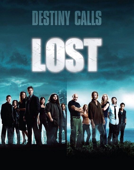 lost.? hmm I remember watching this , but I forgot basically everything , but for sure I know this is great.! 😆😆
