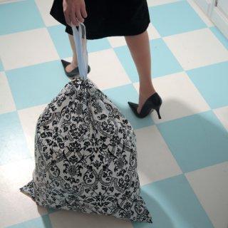 Decorative Trash Bags!