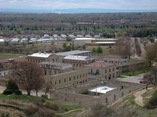 12.) Old Idaho State Penitentiary, Idaho The enforced residence of criminals such as a political assassin and a female serial killer, this prison was in operation for just over 100 years and features a range of phenomena including footsteps, voices, shouts, and overwhelming emotional sensations