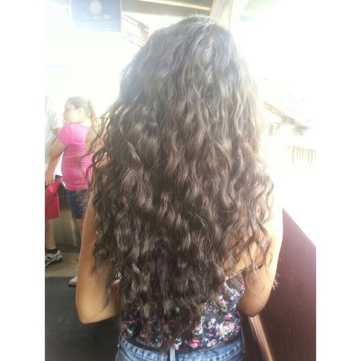 In the morning take your braids out and readjust your hair to how you like and vwala you have luscious beachy locks...DO NOT COMB THROUGH YOUR HAIR WILL GO PUFFY, all you need to do is shake your hair upside down and your done.