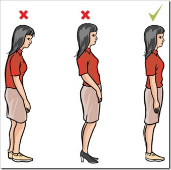 This is the posture for singing while standing the thing is you don't want to lock your knees cause you can hurt yourself or somebody else if your knees gave out you want to be relaxed roll your shoulders or do whatever to relax