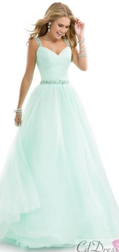 A lovely turquoise dress💘