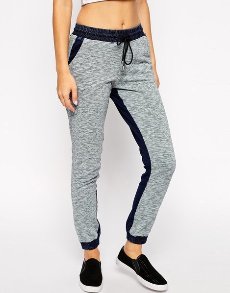 A Pair Of Cozy Sweats These are reserved for your dorm, especially late night study sessions or a Netflix binge with friends. ASOS has a wide selection.