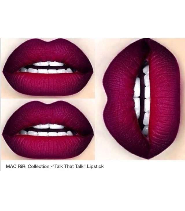 These lips are hot!