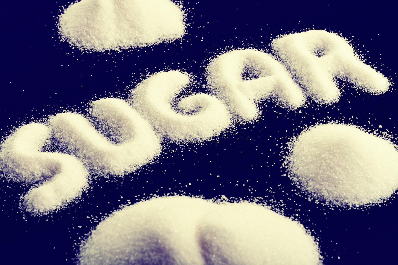 Sugar can heal a tongue burn