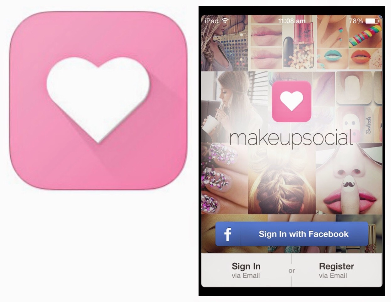 Girls If You Love Makeup Like Me Download This App, its like Instagram but people just post about makeup and hair stuff, you can ask for products reviews and dupes and they help you, its very fun, I love it. Download it you will love it too, its name is makeup social