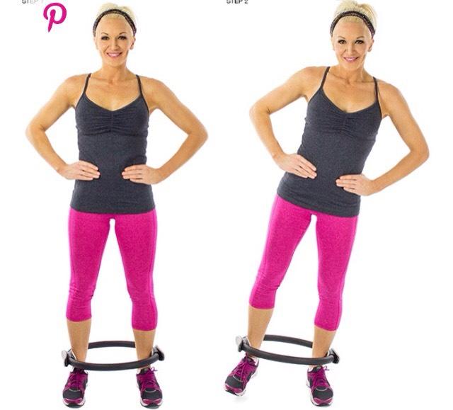 Standing Leg Press