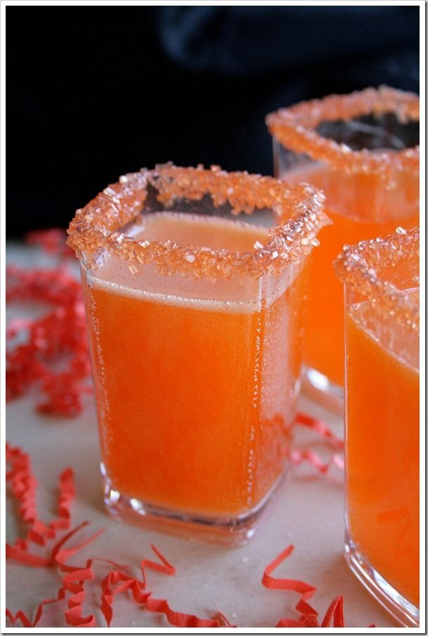 Halloween Drink Hocus Pocus Fizz By Linxma B Musely