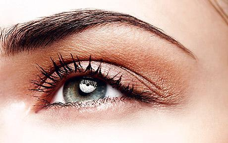 6. to your eyebrows .  if you have reveldes eyebrows , you fijalas with Vaseline.