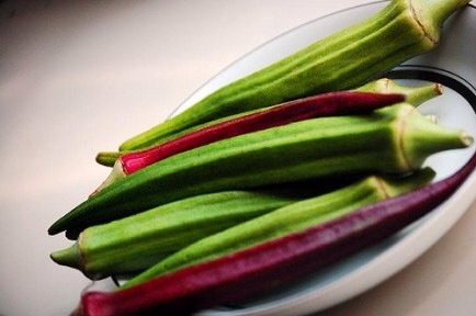 Okra  Why It's Important: Okra is high in folic acid, which helps prevent birth defects.