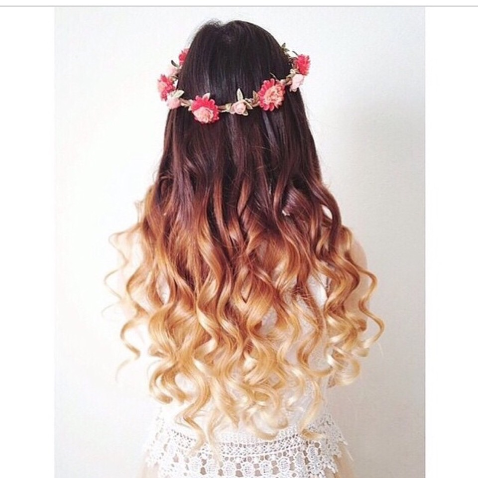 Tie a layer of hair up (separate it from the other bit of your hair) wrap your hair round the curlers very tight. Leave for 10 seconds than take your hair off the curlers and spray it with hair spray.then repeat.