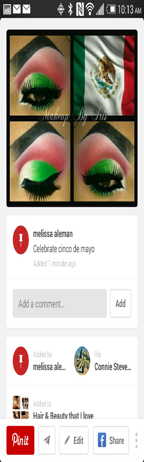 Cinco De Mayo Makeup Idea I M Going To Do This Today By