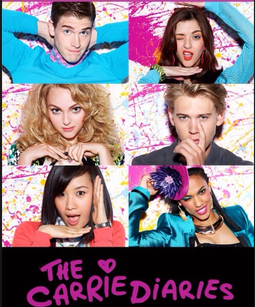 The carrie diaries Very good show, it's cute and funny. Comedy-drama, teen drama