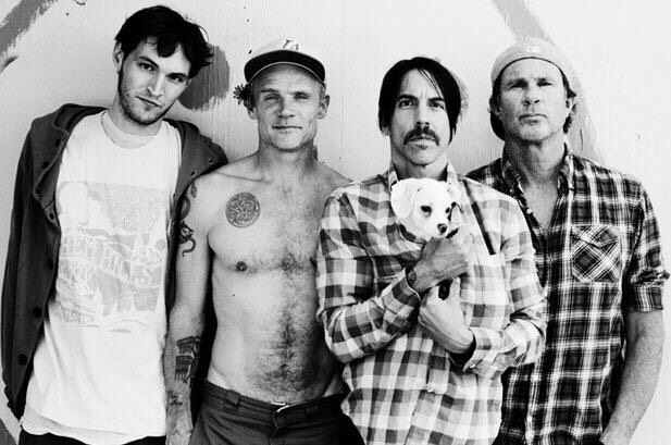 Can't Stop-by Red Hot Chili Peppers