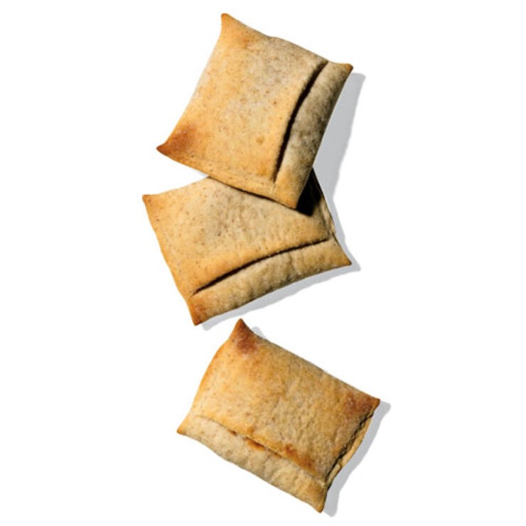 3 AMY'S CHEESE PIZZA SNACKS These hot, crispy, cheesy bites are possibly the most satisfying late-nighthealthy snackever
