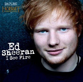 I See Fire by Ed Sheeran 💋