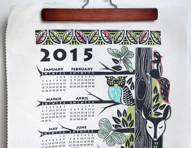 Calendar This makes a great gift he can use all year round! Again, feel free to personalize it with quotes and cute pictures!
