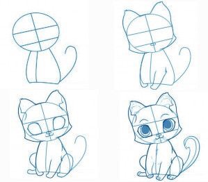 Cute Kitty tutorial!