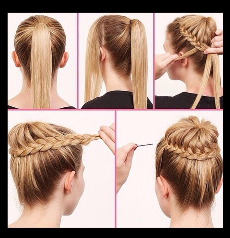 Step By Step Easy Hair Style Tutorials By Ava Johnson Musely