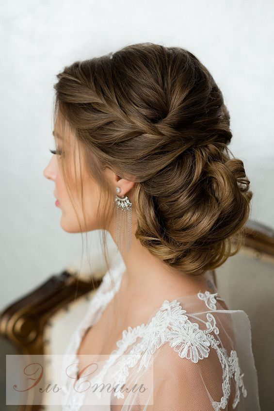 Musely best ideas summer romantic wedding hairstyles junglespirit Choice Image