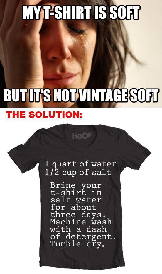 4. Vintage Softness
