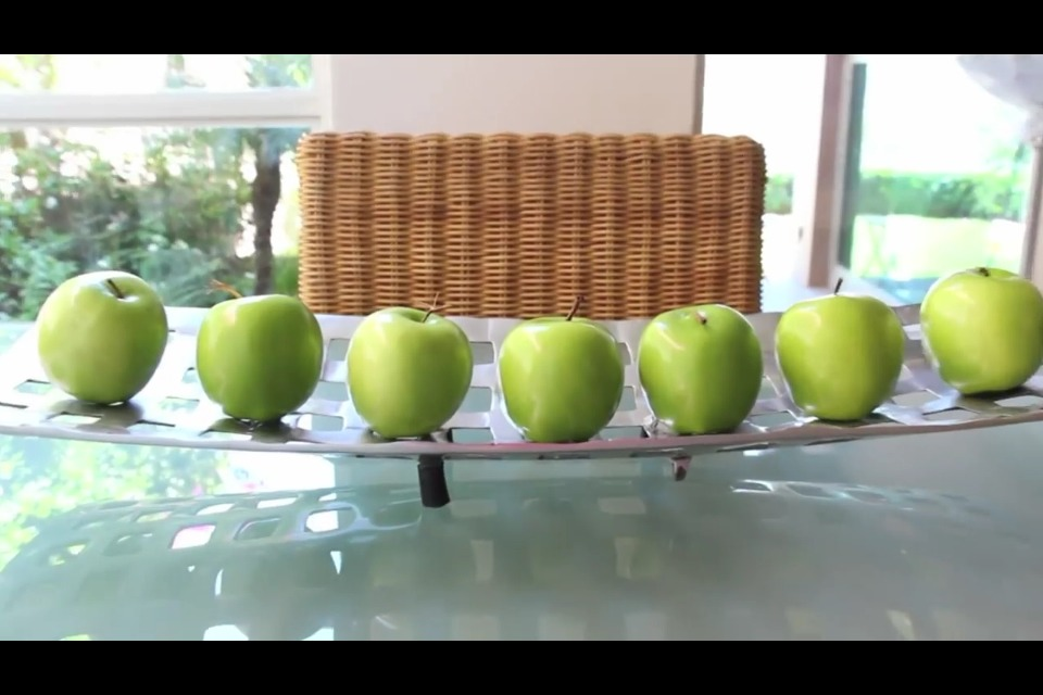 Ingredients:   Apples (Granny Smith Apples shown in pic) Sugar Red Food Coloring Light Corn Syrup Chocolate Melts(discs) Caramel Pieces Assorted Toppings Candy Thermometer  Pot Pan Parchment Paper Non-Stick Spray