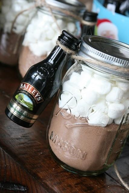 Adult Hot Chocolate Kit - Or make it Child Friendly