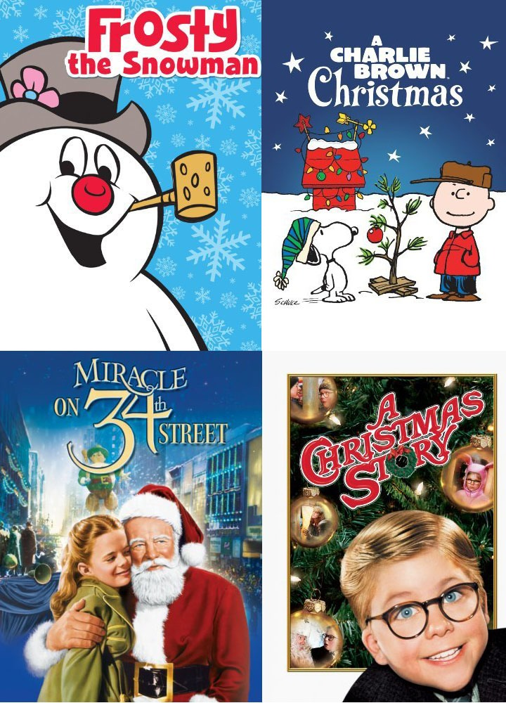Holiday movies - everyone has a favorite and for some people, it's not Christmas until you watch it.  My family always watched A Christmas Story in Thanksgiving to kick off the Christmas season.  Set up a tradition with yourself or your own family.