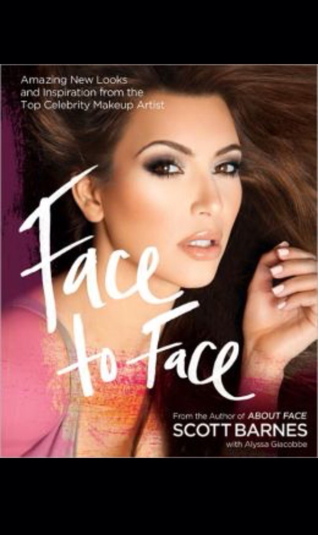 While Scott Barnes makes his living working with celebrities, this book is designed for the everyday woman. Unlike the other books on this list, which cover things like technique, this book is about creating unique makeup looks for a range of occasions. Step-by-step instructions, definitely a must!