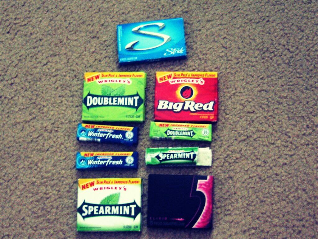 Gum 😩😩
