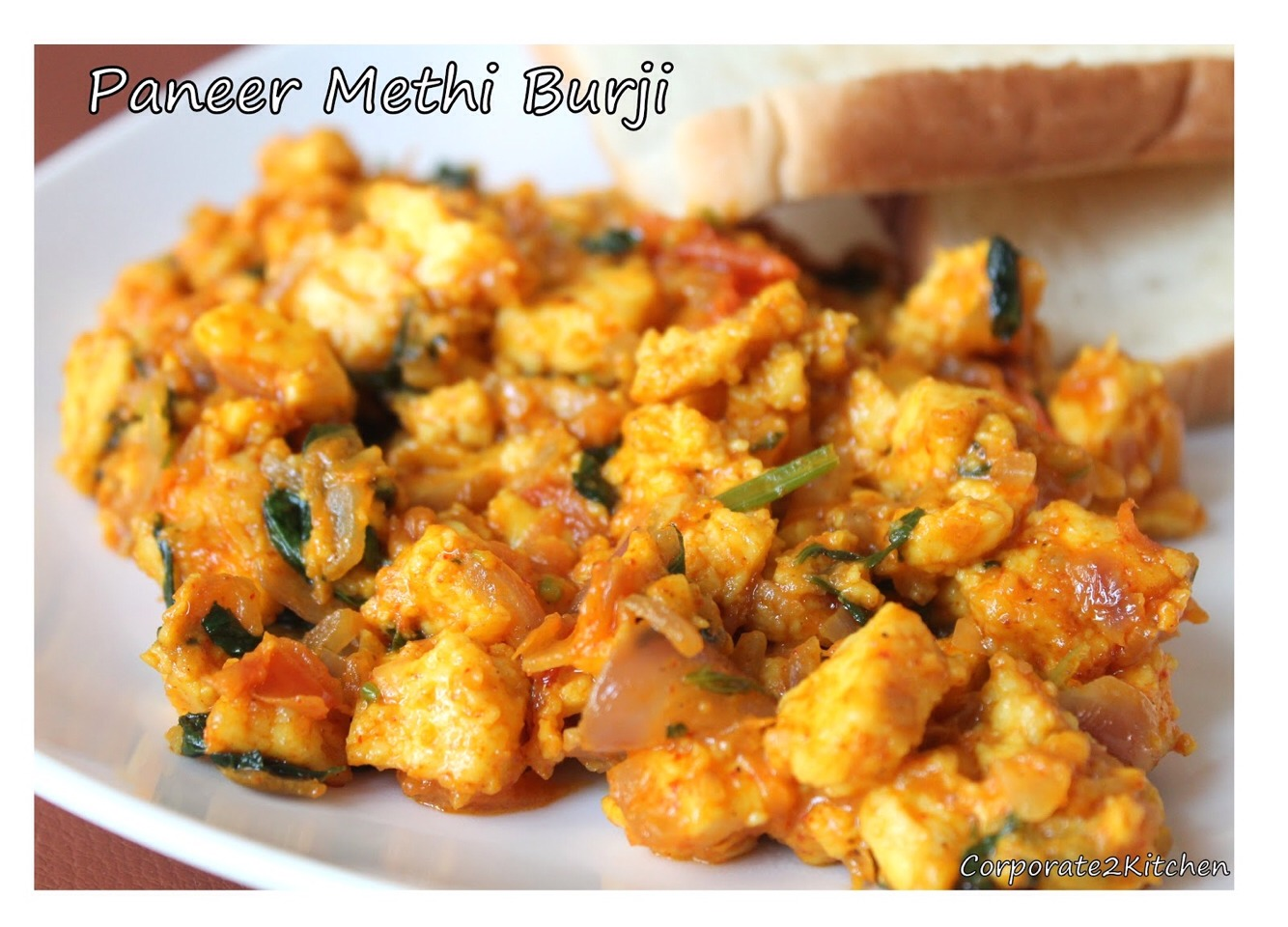 Egg burji or Anda burji is a very common and liked dish made with egg. Eggs scrambled and spiced to perfection. Goes well with anything or sandwich between 2 breads.